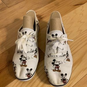 Keds Disney Mickey Mouse sneakers. 9
